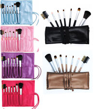 7Pc Makeup Brushes Set Kabuki Foundation Eyeshadow blend Brush Tools With Bag