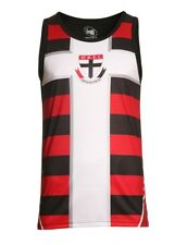 St Kilda Saints 2018 AFL Sublimated Training Singlet Sizes S-3XL BNWT
