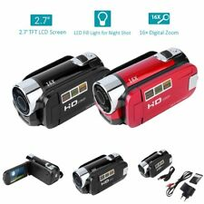 "2.7"" TFT LCD 16X Full HD 720P 16MP Zoom Digital Camcorder Video DV Camera HDMI 5"