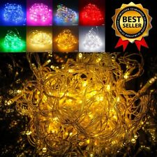 2-10M 100 LED String Christmas Tree Waterproof Fairy For Party Lights Lamp Xmas