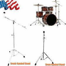 Drum Straight Cymbal Stand - Drum Hardware Percussion Mount Holder Gear Set