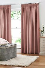 "1 Piece Pink Luxury High Quality Window Curtain Panel 55"" Extra Wide Drapes"