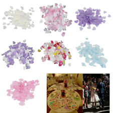 Paper Love Heart Scatter Confetti Wedding Engagement Party Table Decoration
