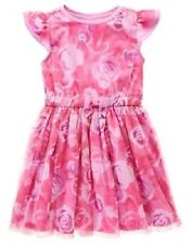 NWT Gymboree Ballet Class Floral Dress Toddler Girl 2T, 3T, 4T, 5T