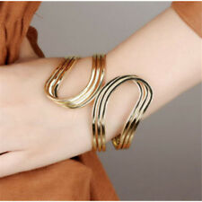 Women Bangle Bracelets Punk For  High-end Accessories 1Pcs Exaggeration Jewelry