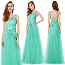 Ever-Pretty Long Bridesmaid Dress Formal Evening Party Gown Cocktail Prom 08915