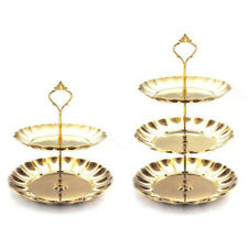 2/3 Layes Classical Style Cake Stand For Wedding Party Multi-layer Fruit Plate C