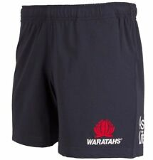 NSW Waratahs Super Rugby On Field Shorts 'Select Size' 32-44 BNWT6