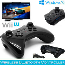Wireless Nintendo Wii U Pro Controller Gamepad Hand Joypdad Remote with Cable