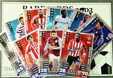 Choose Your MATCH ATTAX EXTRA 2014 2015 Topps 14/15 NEW SIGNING Cards