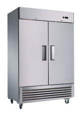 Sybo Stainless Steel Heavy Duty Commercial Restaurant Refrigerator and Freezer