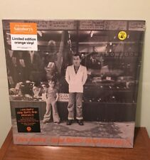 Ian Dury - New Boots And Panties Orange Vinyl LP  New & Sealed Sainsbury's Excl