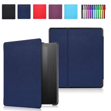 Magnetic Leather Smart Case Cover For Amazon Kindle Oasis E-reader 7'' 2017 9th