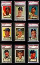 1952 Topps 1952 Topps High Number Complete Set EX/MT