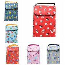 Britt Lunch Box Insulated Tote Bag Kids/Toddler Day care/Preschool/School - GIFT