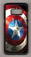 Captain America Avengers Shield Apple iPhone or iPod Case