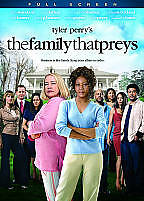 TYLER PERRY'S THE FAMILY THAT PREYS NEW DVD Former Rental