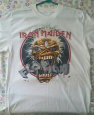 Vintage IRON MAIDEN t-shirt 1988 SEVENTH SON OF A SEVENTH SON TOUR in Florida