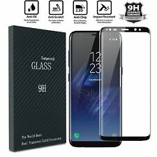 2pcs Samsung Galaxy S8 PLUS /Note 8 Screen Protector Tempered Glass Curved Glass