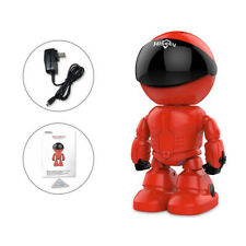 960P 1.3MP HD Wireless IP Red Robot Camera Wifi Night Vision Camera Night Vision