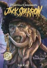 The Timekeeper (Pirates of the Caribbean: Jack Sparrow #8)-ExLibrary