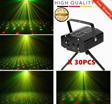 LOT Mini LED R&G Stage Lighting Laser Projector Lights Party DJ Disco Show HM1