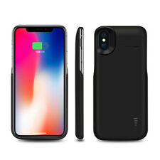 Portable External Power Bank Battery Charger 5000mAh Case Cover For iPhone X