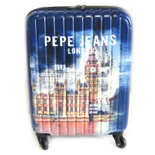 "Pepe Jeans [M7432] - Valise ABS ""Pepe Jeans"" marine (London) 55 cm"