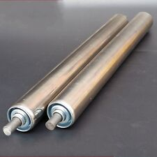 OD 38mm Stainless Steel Heavy Duty Assembly Line Conveyor Roller 200-700mm