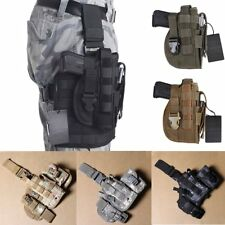 New Tactical Gun Holster Molle Modular Pistol Holster for Right Handed Shooters