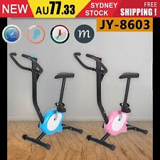 Fitness Training Exercise Bike Bicycle Cycling Home Gym Trainer Cycle O5