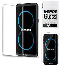 Samsung Galaxy S7 EDGE Tempered Glass Screen Protector 3D Curved Full coverage