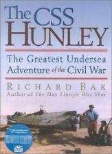 The CSS Hunley: The Greatest Undersea Adventure of the Civil War-ExLibrary