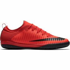 NIKE MERCURIALX FINALE II IC 831974-616 PLAY FIRE RED/BLACK/BRIGHT CRIMSON