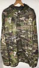 NWT Under Armour Storm1 Coldgear Ridge Reaper Forest Men's Hoodie XLT/XXLT
