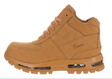 New Nike Air Max Goadome QS Mens BOOTS 886991-220 Leather Wheat Hiking
