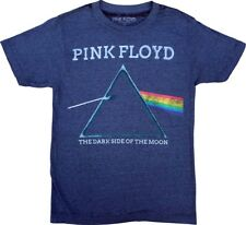 PINK FLOYD Dark Side Of The Moon Liquid Blue T-Shirt 2015 OFFICIAL Tie-Dye