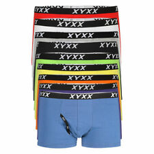 9 x Boxer Briefs Mens Mix Colour Pack Frank and Beans Underwear XY Edition