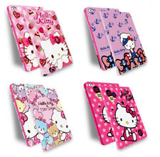 Flip Hellokitty Smart Leather Stand case Cover Defender Apple iPad Mini Series