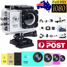 AU STOCK HD Waterproof Sports Camera DV Bicycle Action Video Record Camcorder