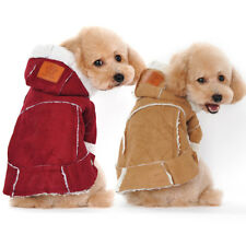 Thicken Dog Coat Jacket Warm winter Pet  For Small Puppy Outfit Chihuahua Clothe
