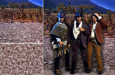 POSTER BACKDROP~THE GOOD THE BAD & THE UGLY~WAR FOR 1/6 FIGURES CLINT EASTWOOD
