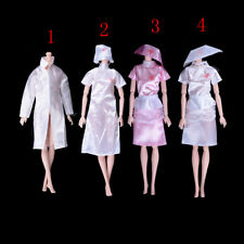 Doctor Clothes Dress Outfit For Barbie Doll Handmade Chirstmas Gift Fashion 2018