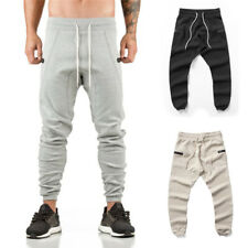 New Mens Casual Sports Gym Jogging Running Tracksuit Sweatpants Pants Trousers