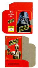 Empire Strikes Back Series 1 - Topps Collecting Box
