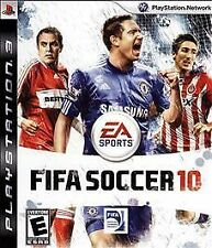 FIFA Soccer 10 PS3 (Sony PlayStation 3, 2009) Pre-Owned