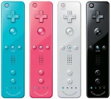 For Nintendo Wii Wiimote Built in Motion Plus Inside Remote Controller U Games