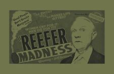 Reefer Madness Shirt - Jeff Sessions - Legal Weed - 420 Shirt - Funny Parody