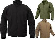 Soft Shell Covert Operations Lightweight Casual Waterproof Jacket