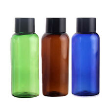 Travel Refillable Airless Lotion Cream Treatment Empty Cosmetic Pump Bottle M